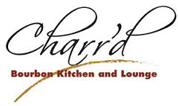 Image result for charr'd bourbon kitchen logo